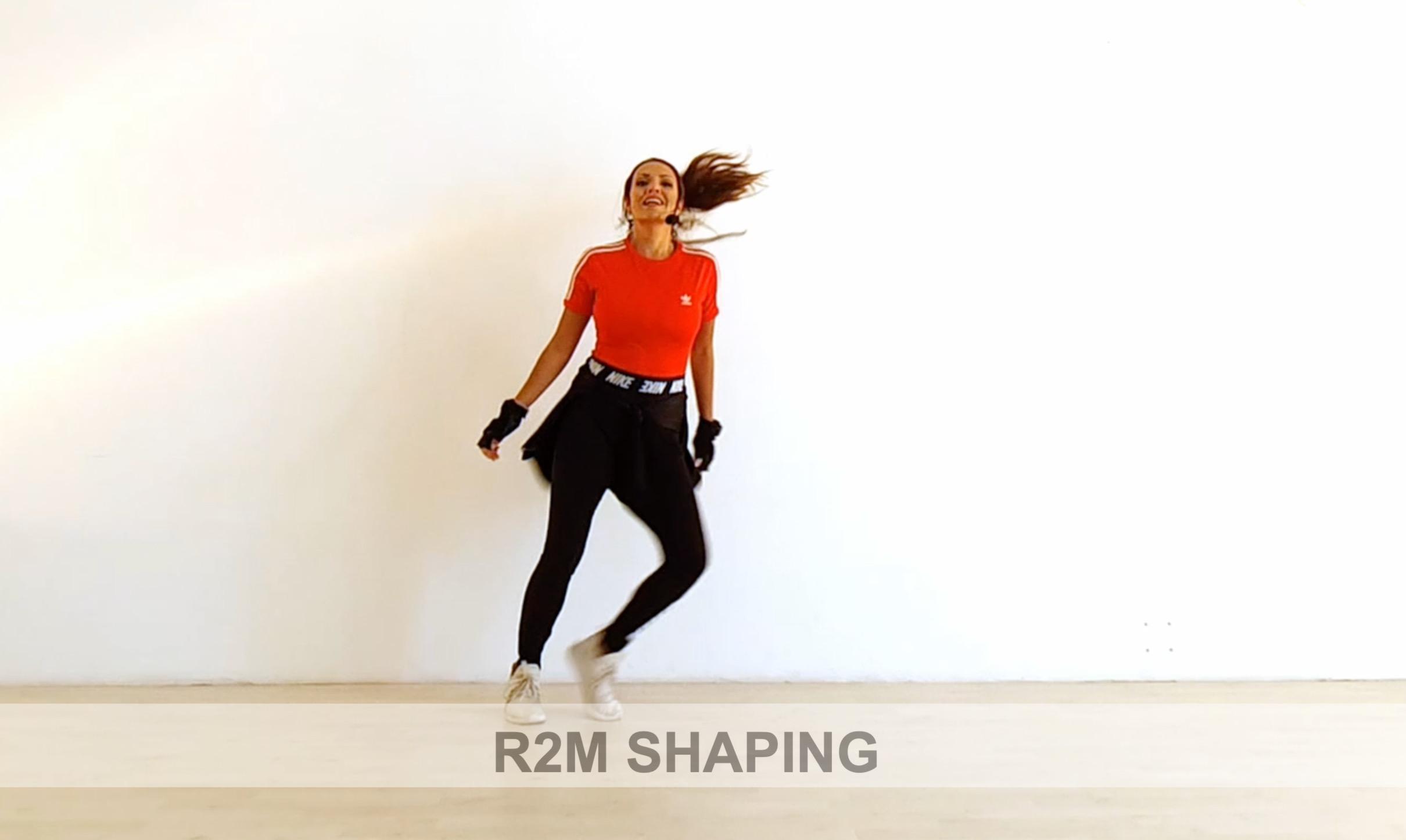 R2M SHAPING