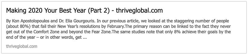 Thrive Global article links - Inbox - ra