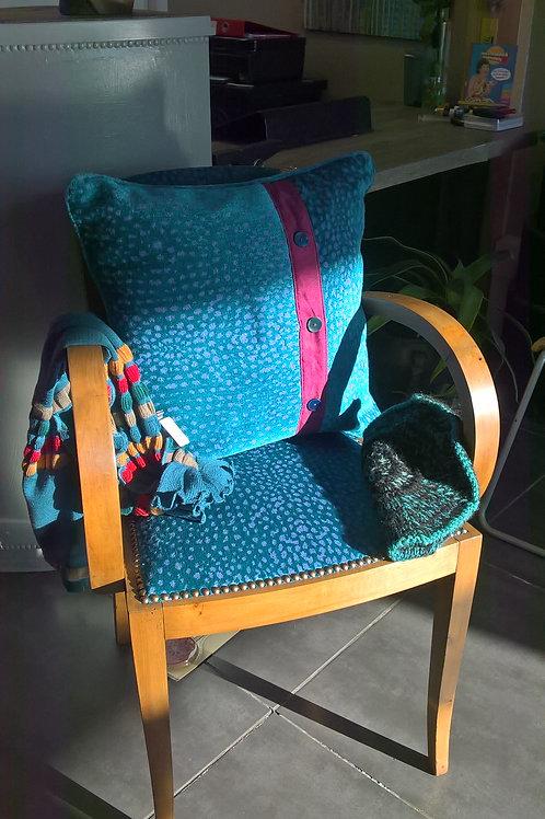 fauteuil bridge avec coussin REF 124 art 6