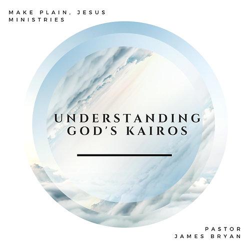 Understanding God's Kairos