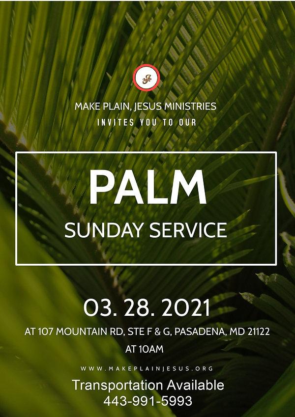 Copy of palm sunday church flyer Transpo