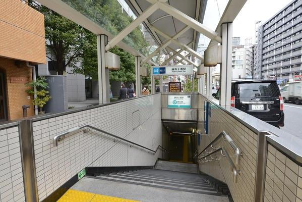 麻布十番車站