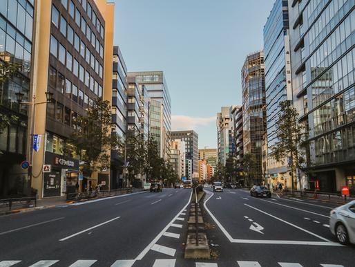 少了喧鬧的觀光客與年輕族群,環境清幽的麴町可能是最具代表性的真東京
