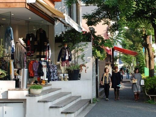 #東京街頭漫步:代官山-在東京伸展台上享受早午餐並來趟精品之旅