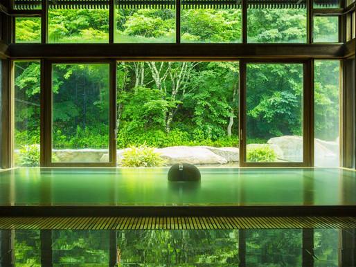 清溪綠樹環繞的輕井澤,是東京人心中最迷人的世外桃源