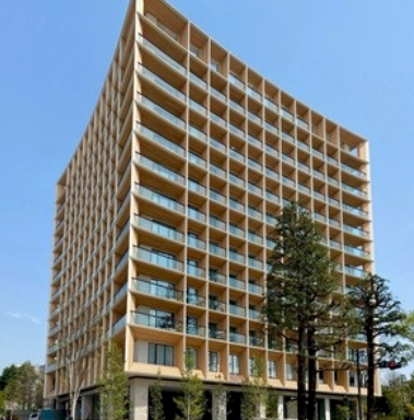 三 井 Garden Hotel Jingugaien Tokyo Premier 約 1000公 尺