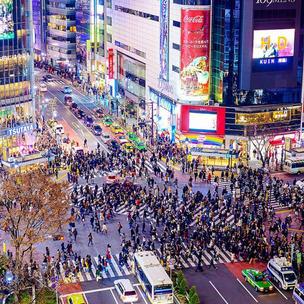 澀谷車站商圈