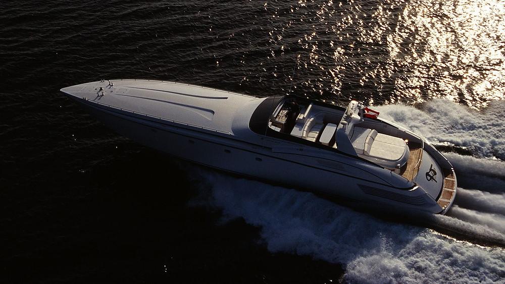 開放式遊艇