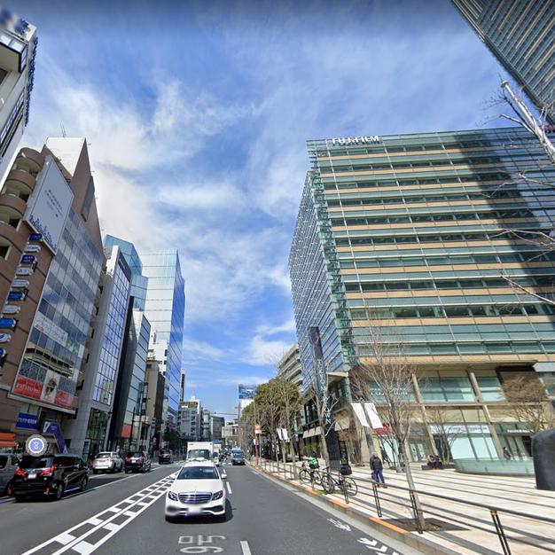 東京 Midtown約 1500公尺