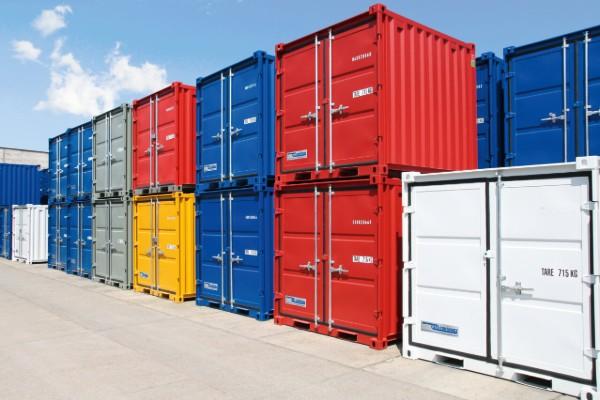 Conteneurs de stockage containerflex 600