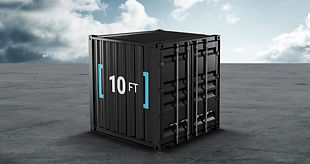 container-10 pieds
