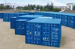 Stockage de containers COntainerFlex 600