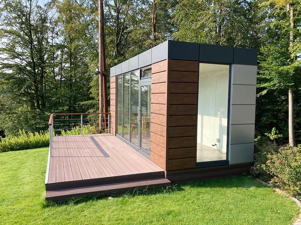 modulaire studio de jardin bureau de jardin
