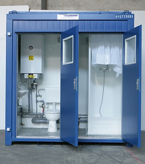 container sanitaire