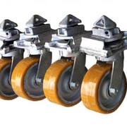 Ensemble 4 roues