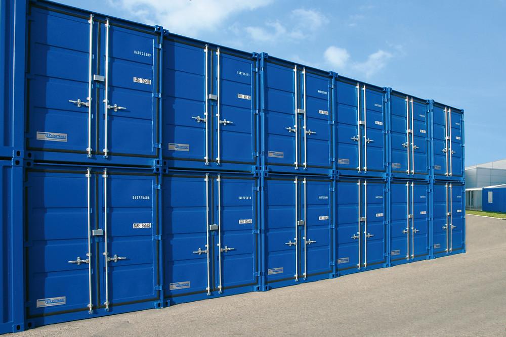livraison de container 20 pieds neuf ou premier voyage