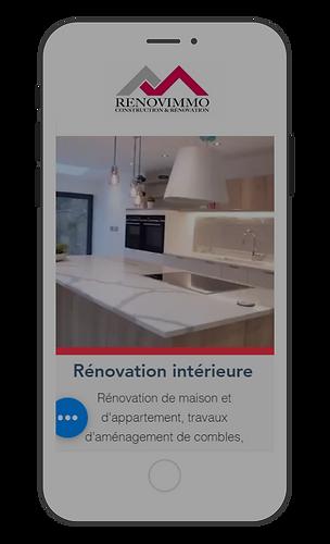 renovimmo, entreprise de rénovation intérieure maison et appartement