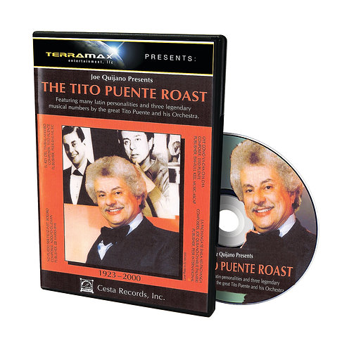 The Tito Puente Roast