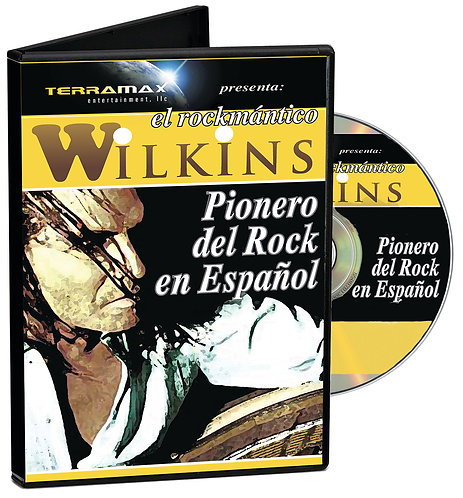 Wilkins – Pioneer of Rock en Español