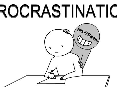 [S!E Event #8] - Motivation & Procrastination