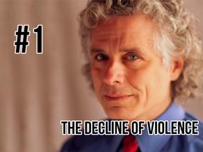 The Decline of Violence [student presentation]