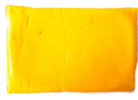 Dzeltena dekormasa (pārklāšanai)