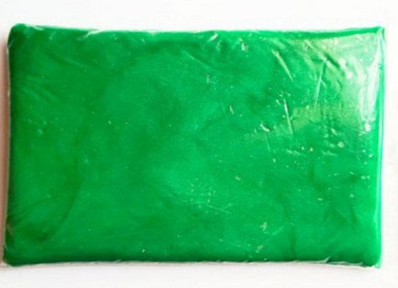 Zaļa dekormasa