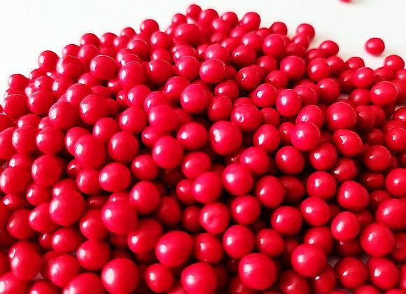 Sarkans šokolādes kraukšķis