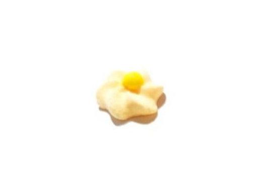 Olbaltuma ziediņi Krēmkrāsas