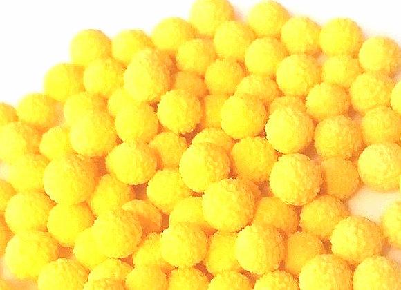 Dzeltenas mimozas