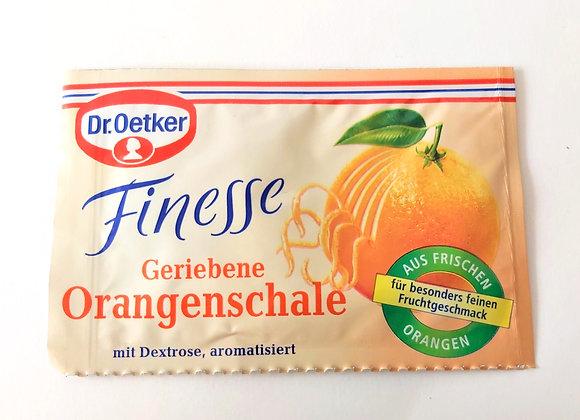Apelsīnu miziņas aromāts