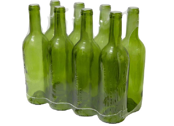 Vīna pudeles 750 ml