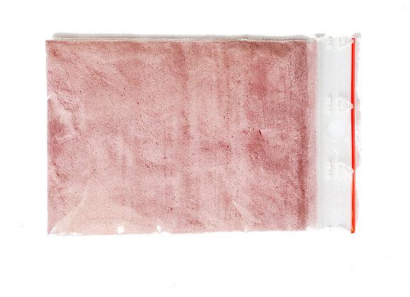 Dabīga pulverveida pārtikas krāsviela Rozā