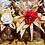 Thumbnail: Lazdu rieksti piena šokolādē dāvanu iesaiņojumā