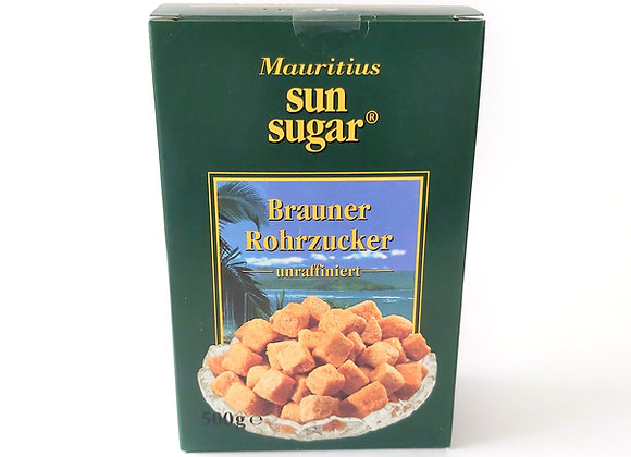 Nerafinēts cukurniedru cukurs gabaliņos
