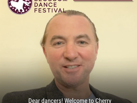 Interview with Garry Gekhman, Organizer of Cherry Blossom Dance Festival
