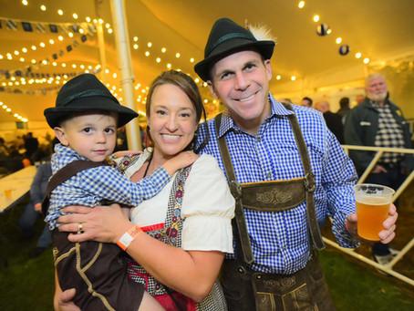 October is Oktoberfest Time