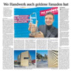 Auszeichnung Stift Handwerkskammer Thüringen Lehrling