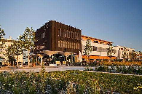 Ausgburg Sheridan Business Quartier