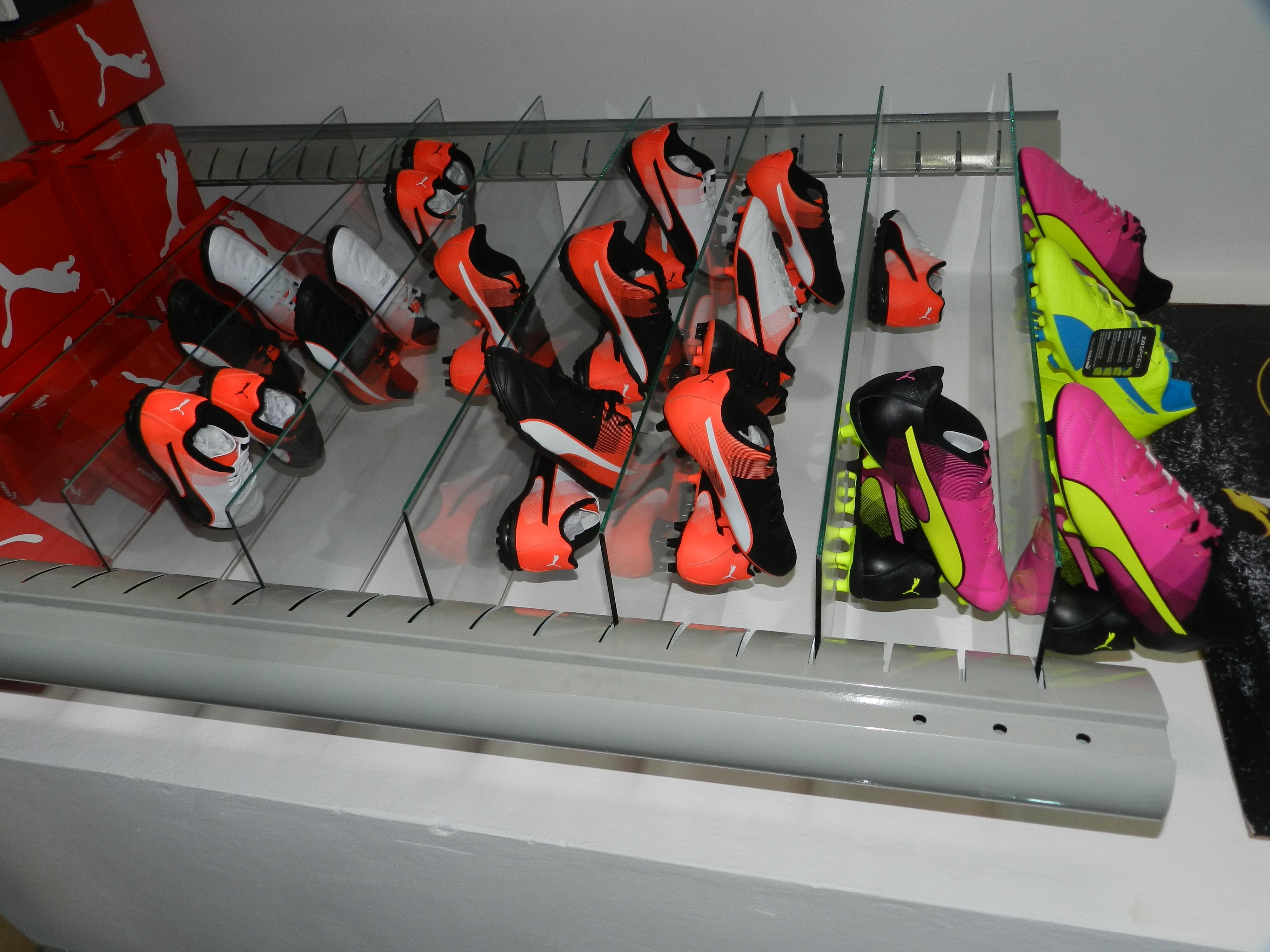 Crampons et chaussures tout terrain