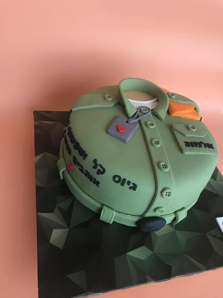 עוגת צבא