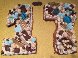 עוגת 17 גיא