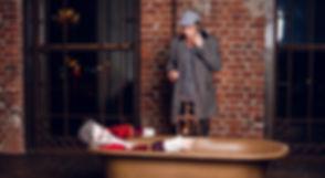 """""""Знаменитое и неизвестное дело Э. Ф."""" - шоу-спектакль с квестом"""
