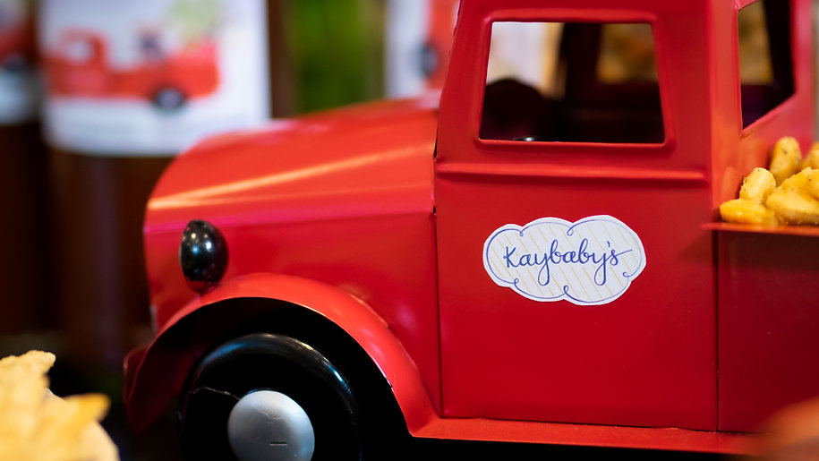 Kaybaby's Toy Truck