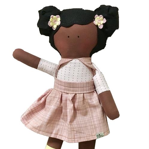 Maria - clássica boneca de pano Mimo