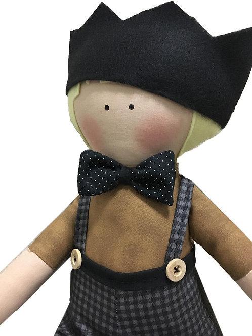 Bruno - clássico boneco de pano Mimo