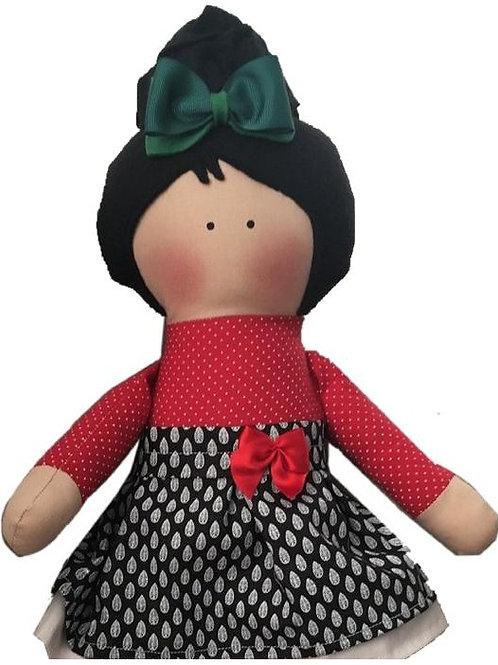 Fellipa - clássica boneca de pano Mimo