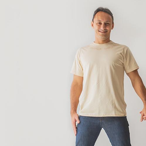 """T-shirt adulto """"Simplicité"""""""