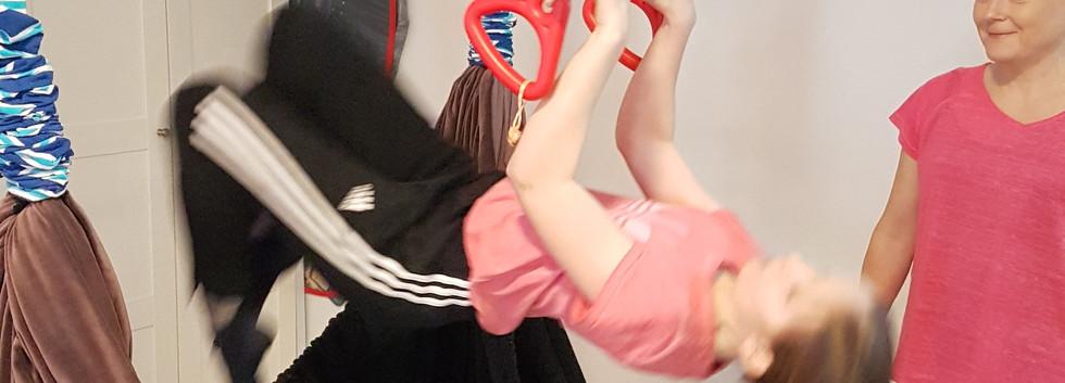 Lapsen toimintaterapia