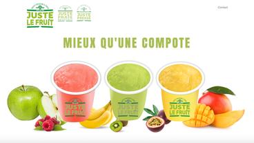 Projet Juste Le Fruit